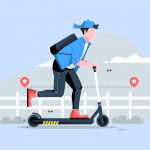 Want To Step Up Your E-scooter Sharing App? Read About Top E-scooter Sharing Companies