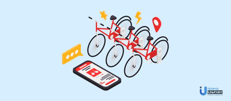 mobile bike sharing