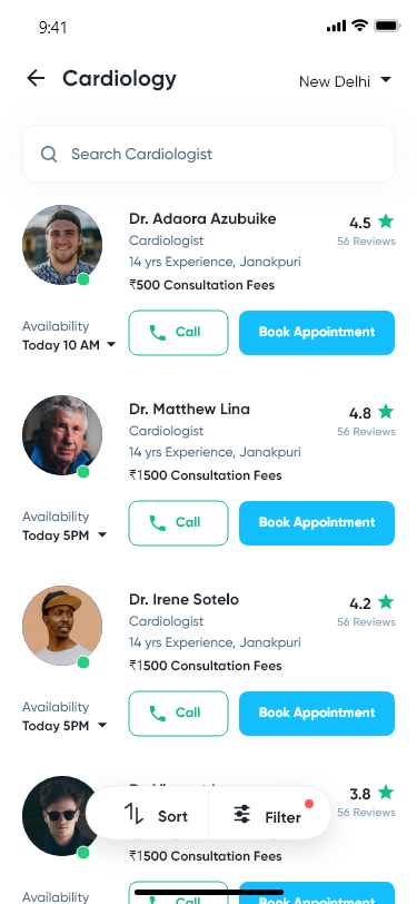healthcare-doctor-listing