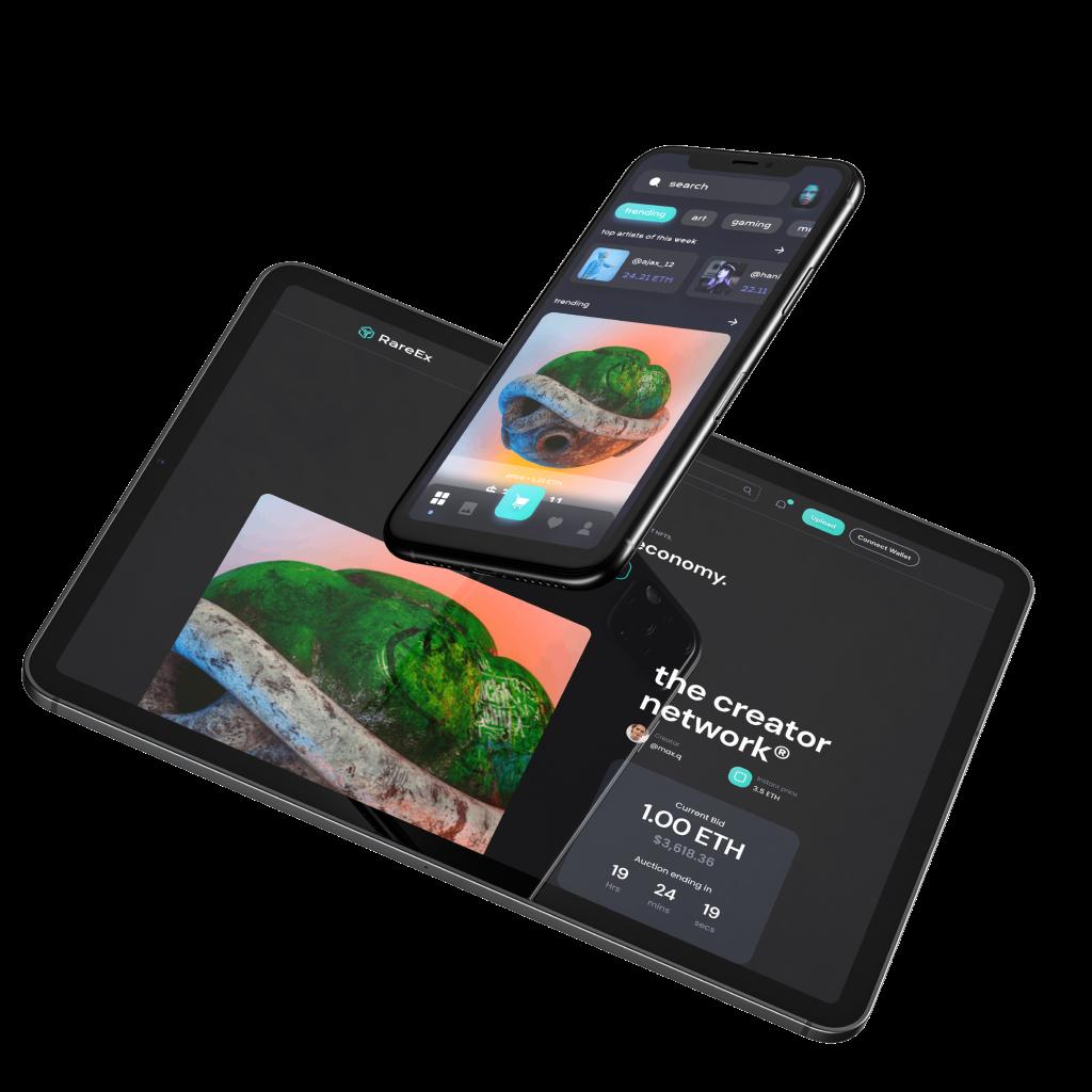 nft app preview