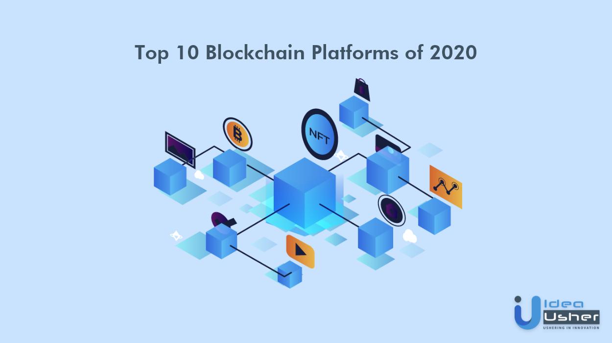 top 10 blockchain platforms