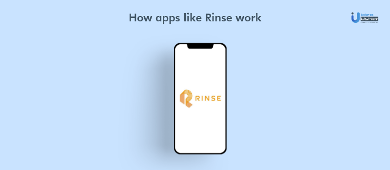 How do apps like Rinse work