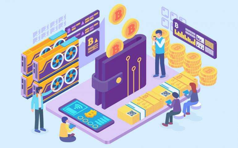 How to create a crypto wallet app?