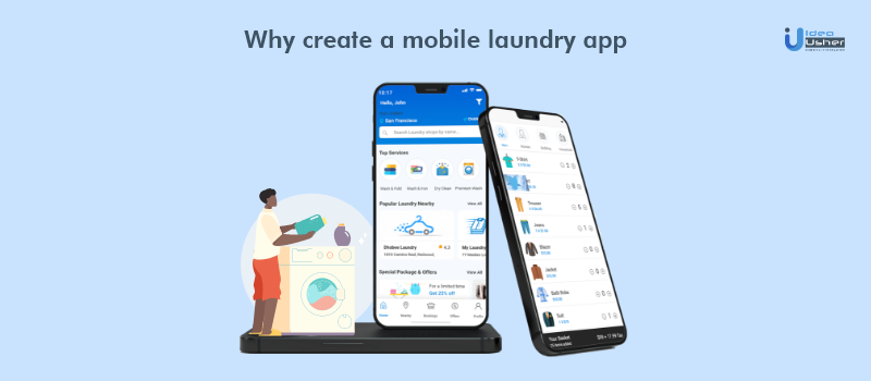 Why create a laundry mobile app in the first place?