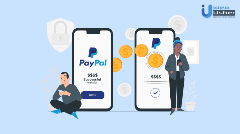 how to create an app like paypal
