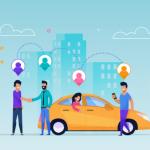 Ridesharing and carpooling app development | Guide 2021