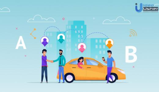 Carpooling app development