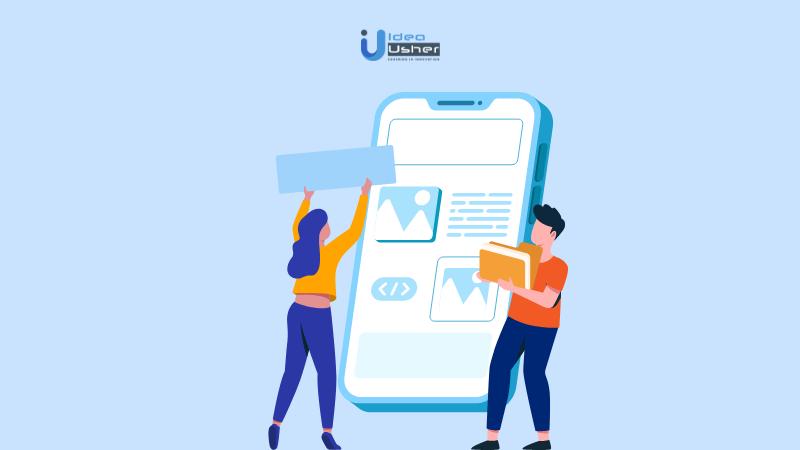 pinterest app UI/UX
