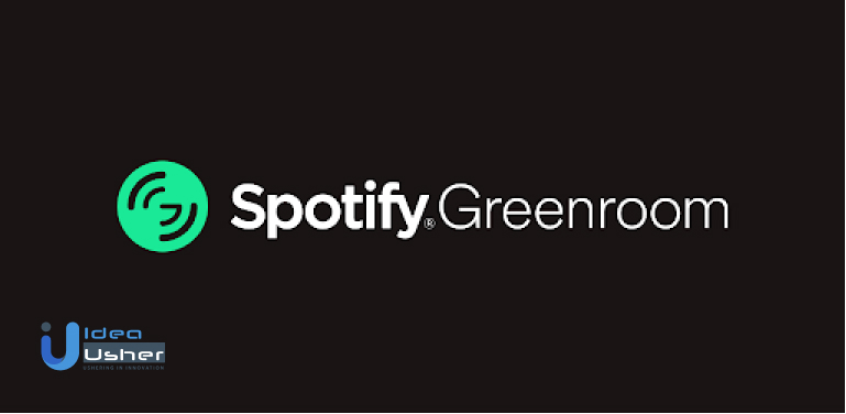 what is the spotify greenroom app
