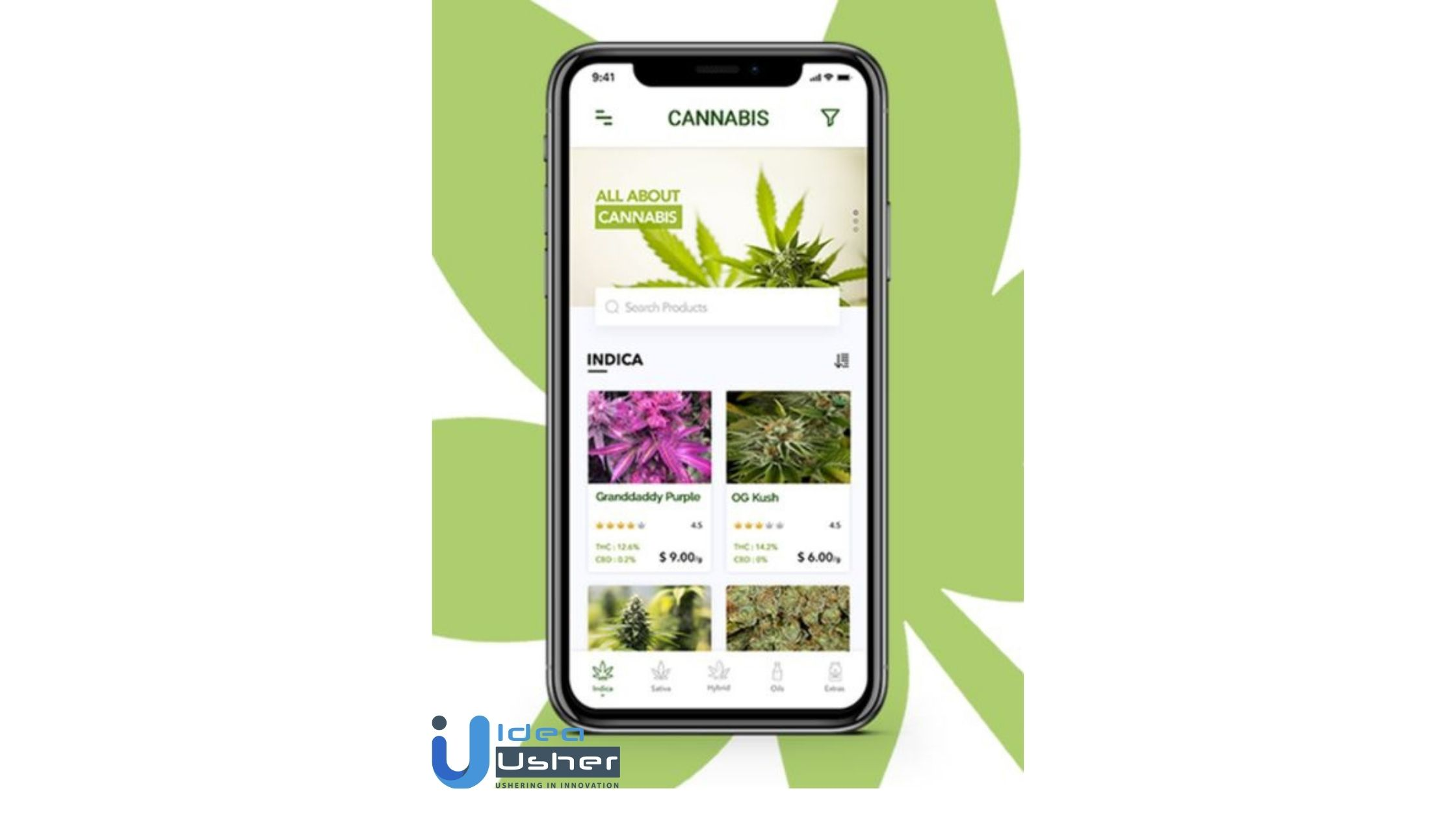 cannabis delivery business