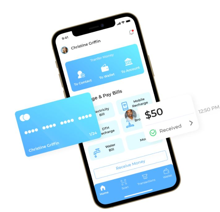 how to create a mobile paymment app