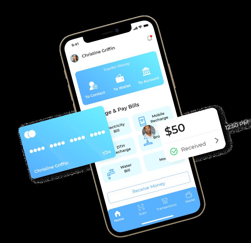 user app feature