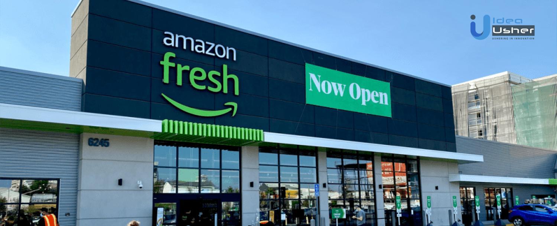 Amazon fresh case study