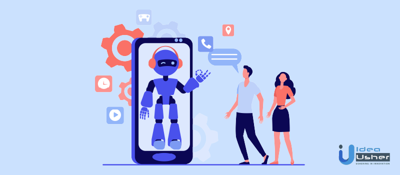build chatbot with idea usher