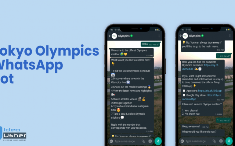 olympics whatsapp bot