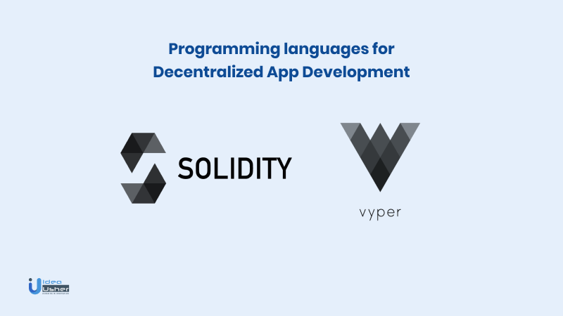 Programming language for decentralized app development