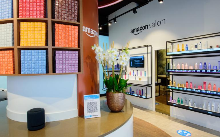 Amazon Saloon
