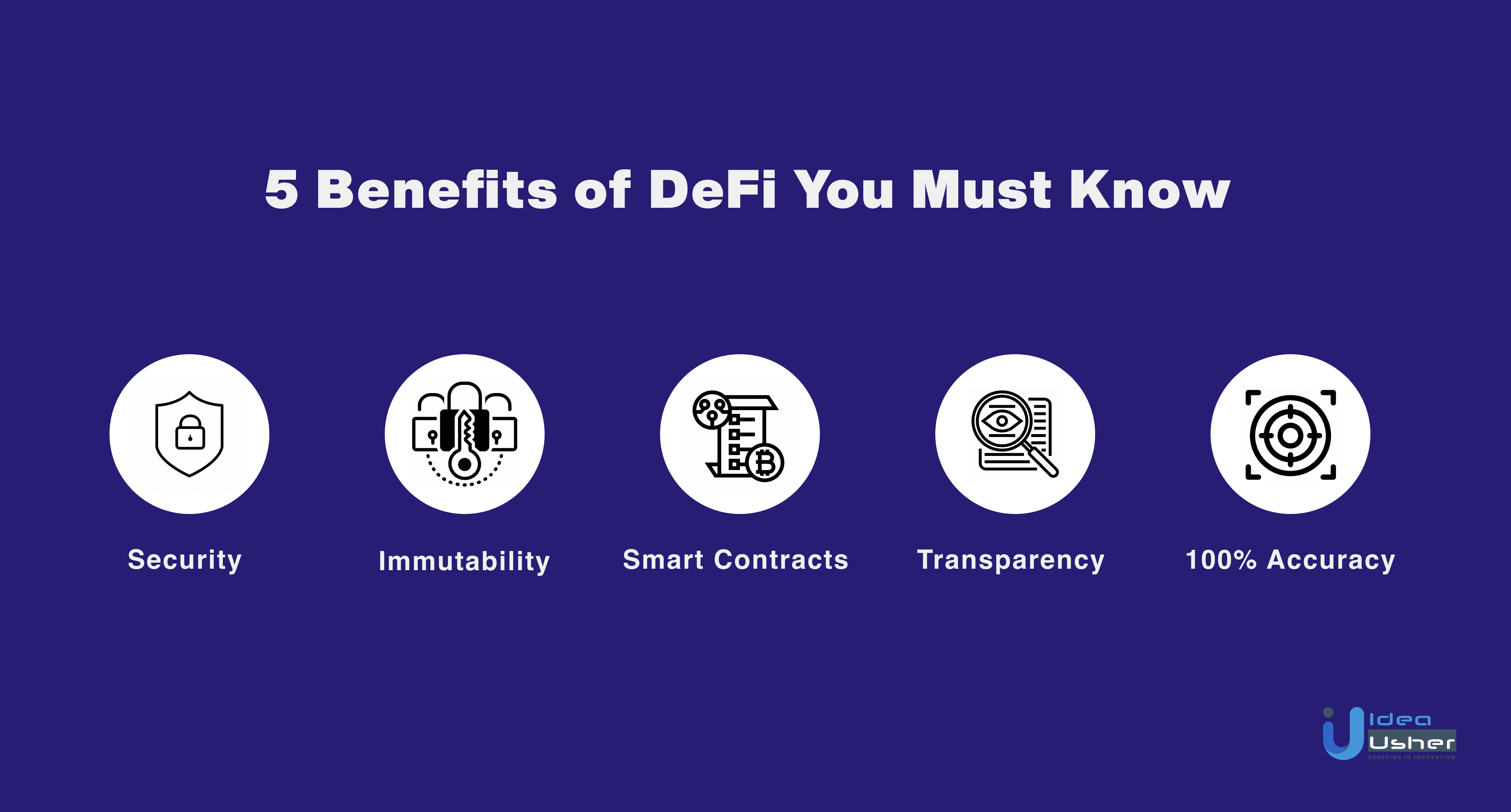 5 Benefits of DeFi You Must Know