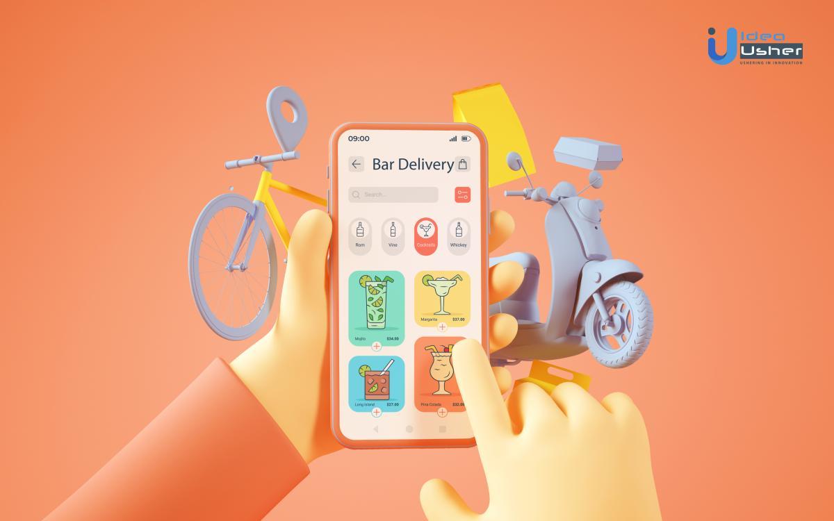 Liquor home delivery app