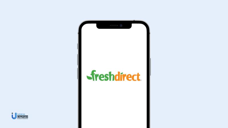 FreshDirect | Top 6 Liquor Delivery Apps - Idea Usher