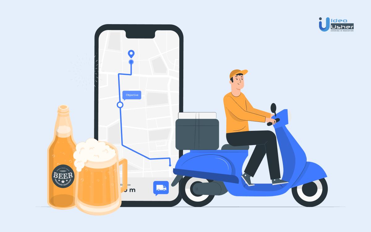 Top Liquor Delivery Apps - Idea Usher